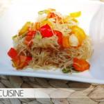Einfach und köstlich – Glasnudelsalat