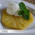 Beschwipste Minz-Ananas