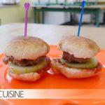 ELBCUISINE-KIDS – Gesunder Ketchup und Mini-Burger
