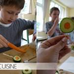 ELBCUISINE-KIDS – Experimente aus der Küche