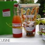 Das große Picknick – Limonade, Pesto, Grissini, Salat und Nutellakuchen