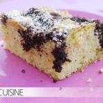 Wölkchenkuchen – locker, leicht und schokoladig – der Kindergartenhit