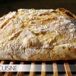 No-Knead-Bread oder das genialste Brot-Rezept, das ich kenne!