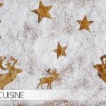 Der Super-Easy-Schüttel-Weihnachtsnusskuchen und die Geschichte von Eini und Hörni