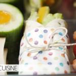 Die gesunde Mittwochsbox – heute gefüllt mit Fingerfood