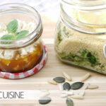 Jamie's Healthy Green Box oder Pikanter Grüner Couscous-Salat mit Feta in der Mittwochsbox