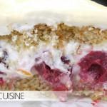 Vanille-Rübli-Torte – die schmeckt nicht nur an Ostern!