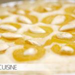 Als Sonntagssüß gibt es heute eine hübsche Aprikosen-Mandel-Tarte aus meiner Studentenzeit!