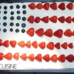 Die USA-Flaggen-Mascarpone-Torte – sehr einfach und überaus wohlschmeckend!