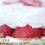Erdbeer-Crunchy-Torte – die perfekte Verwendung für leckere Erdbeeren!