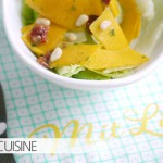 """Der Herbst lässt grüßen: Kürbis im Salat! Eine Rezept-Preview des neuen EDEKA-Kundenmagazins """"Mit Liebe""""!"""