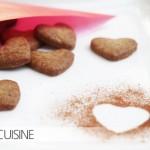 Eine Tüte voll Herzchen zum Selberbacken und Ovomaltine-Leckereien zu gewinnen!