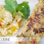 Teelicht-Quarkküchlein und Wäschekotelett beim Grillen mit Johann Lafer auf SWR3 – mit vegetarischer Variante