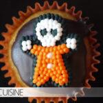 Halloween-Grüße aus Amerika … passend dazu das geniale Butternuss-Kürbis-Muffin-Rezept von Jamie Oliver