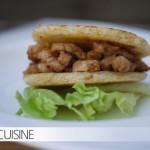Tramezzini Sandwich mit gebratenem Kalbstatar von einem tollen Tag mit Foto-Food-und-Wein-Workshop!