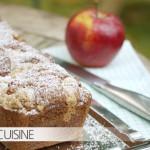 Feiner Apfelkuchen, der an Hugo und Sommer erinnert!