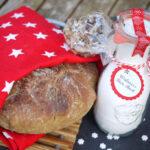 Walnuss-Bier-Brot-Mischung – eine superschnelle Last-Minute-Geschenk-Idee, perfekt auch für Männer?!
