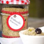 Weihnachts-Couscous – die perfekte und schnellste Geschenk-Idee auch für vegane Freunde