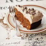 Amarettini-Schoko-Sahne-Torte als spätes Sonntagssüß oder: Wie verwöhne ich meine Gäste?