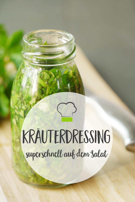 Kräuter-Dressing