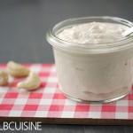 Sour Cream – mal ganz anders, lecker und vegan!