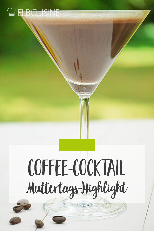 Kaffee Muttertag Kaffee-Cocktail