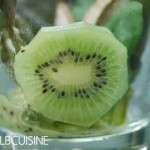 Lieblingsblattsalate mit zitronig-frischem Kiwi-Dressing