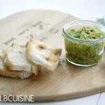 Feiner frischer Rucola-Paprika-Dip – das rockt zum Abendbrot!
