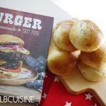 """""""Burger – Homemade Fast Food"""" – ein geniales Buch mit einem super-einfachen Rezept für Buns"""