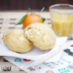 Himmlische Crème-Fraîche-Wecken mit Möhren machen jeden Tag zu einem besonderen Tag!
