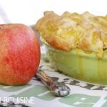 Apfel-Rosetten-Traum – vanillige Apfelstückchen verstecken sich in fluffigem Hefeteig… hhhmm!
