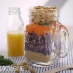 Couscous-to-go – für Picknick oder Büro