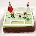 Einfache Fußball-Torte – 1 Jahr Weltmeister oder wenn kleine Fußballfans Geburtstag haben