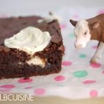 Kuhflecken-Brownies – superschnell weggenascht!