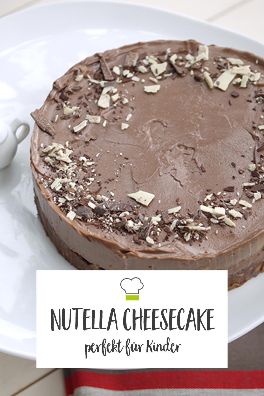 elbcuisine nutella cheesecake