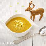 Möhren-Lebkuchen-Suppe – Weihnachten rückt näher…