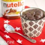 Für den schnellen Kuchen-Jieper –Nutella-Tassen-Kuchen