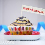 Stracciatella-Muffins zum Geburtstag – das Rezept für Paul!