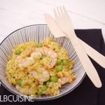 15-Minuten-Paella nach ELBCUISINE – kindertauglich, köstlich und superschnell