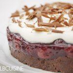 Schwarzwälder-Kirsch-Cookies-Torte – schmeckt wie bei Muttern, aber geht viel schneller!