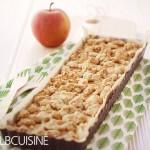 Knusprige Apfeltarte – mit vollem Korn und gesundem Zucker