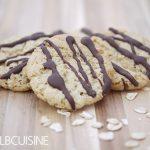 Hafer-Cookies mit Tee und Schokolade beim 1. Blog-Stammtisch im Kölln Haferland – ELBCUISINE live! // Anzeige