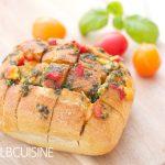 Schneller und unglaublich köstlicher Snack – Zupf-Brötchen oder Party-Brötchen