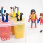 Eis, Eis Baby – lustiges Eis mit Playmobil-Männchen zum Kindergeburtstag