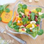 Ein guter Start ins neue Jahr mit einem süßen, grünen Detox-Salat zum Frühstück! // Werbung