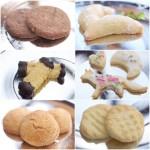 Plätzchen-Parade in der Weihnachtsbäckerei der 4b – Brownie-Cookies, Zimtbällchen, Schneeflöckchen, Spritzgebäck und Vanillekipferl