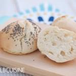 Frische Brötchen – ganz schnell auf den Frühstückstisch gezaubert!