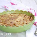 Jetzt ist Zeit für einen leckeren Apfelkuchen…