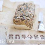 Nussbrot mit Samen oder Life-Changing-Bread 2.0 – traumhaft gesunder Genuss