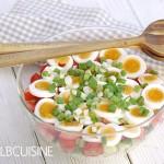 Echt retro aber cool – der Schichtsalat!
